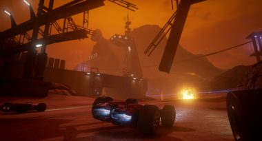 Futuristic Combat Racer GRIP Heads to PS4, Xbox One, and Switch in 2018