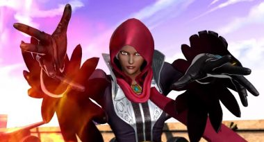 New King of Fighters XIV DLC Character Najd Announced