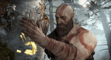 God of War for PS4 Goes Gold