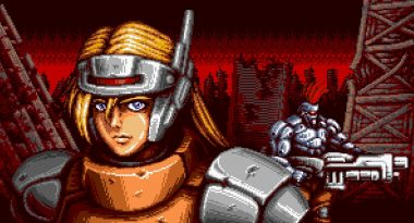 Blazing Chrome Hands-on Preview – Burnin' For You