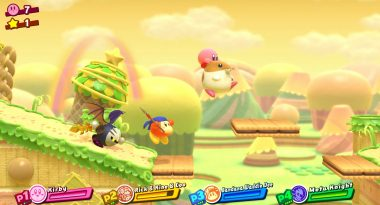 Kirby: Star Allies Update 2.0 Now Available