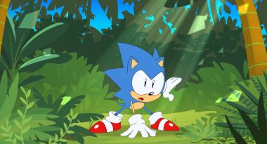 First Episode for Sonic Mania Adventures Now Available