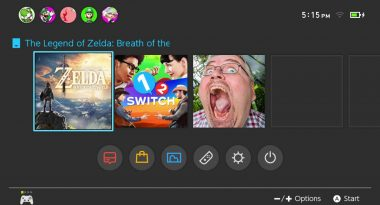 """New 5.0.2 Update for Nintendo Switch Introduces """"Husband Points"""" [APRIL FOOLS]"""