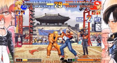 Launch Trailer for The King of Fighters '97 Global Match