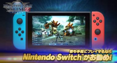 Phantasy Star Online 2: Cloud Now Available for Switch in Japan