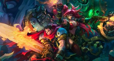 Stylish Throwback RPG Battle Chasers: Nightwar Launches for Switch on May 15
