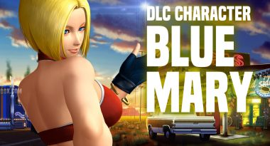 Blue Mary Returns in The King of Fighters XIV