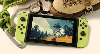 Firewatch Heads to Nintendo Switch in Spring 2018