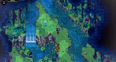 2D ARPG CrossCode Heads to PS4 Later in 2018