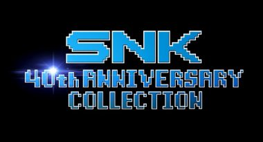 SNK 40th Anniversary Collection Release Dates Set for November 2018