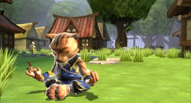Legend of Kay Anniversary Launches for Switch on May 29