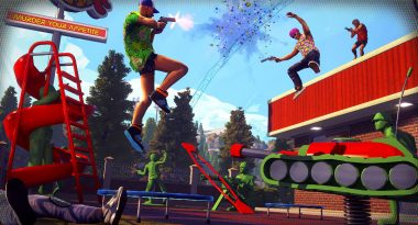 "LawBreakers Studio Announces New F2P Battle Royale Shooter ""Radical Heights"""