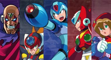 Mega Man X Legacy Collection 1 and 2 Launch on July 24