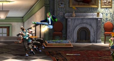 "New Beat 'em Up ""Raging Justice"" Launches May 8"