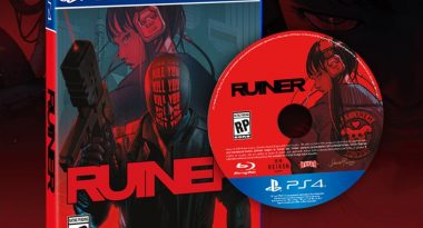 Cyberpunk Masterpiece Ruiner Getting a Retail PS4 Release