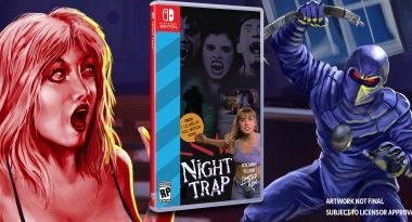 Night Trap: 25th Anniversary Edition Heads to Switch in Summer 2018
