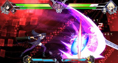 BlazBlue: Cross Tag Battle Japanese Open Beta Set for May 2018