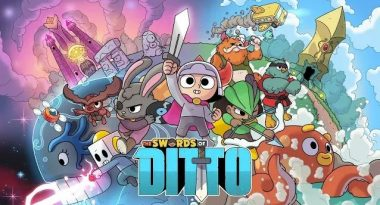 Launch Trailer for The Swords of Ditto