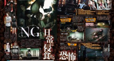 "Experience Announces New PS Vita Horror Title ""NG"""