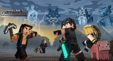 Final Fantasy XV DLC Announced for Minecraft