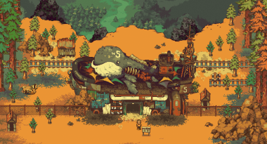 """Gorgeous Pixelated RPG Adventure Game """"Eastward"""" Heads to PC and Mac"""