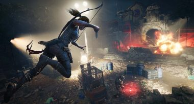 New Shadow of the Tomb Raider Gameplay Shows Off Combat