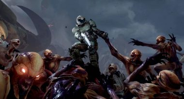 New Doom Movie in Production at Universal