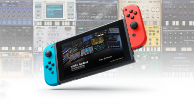 Music Production Suite KORG Gadget Now Available for Switch