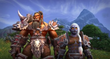 New Details for World of Warcraft: Battle for Azeroth's Dark Iron Dwarves and Mag'har Orcs Playable Races