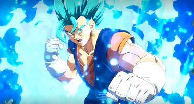 Vegito (SSGSS) Confirmed for Dragon Ball FighterZ