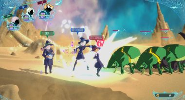 New Co-op and Battle Mode Details for Little Witch Academia: Chamber of Time
