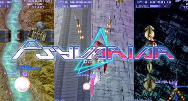 Psyvariar Delta Heads West on PS4 and Switch in Summer 2018
