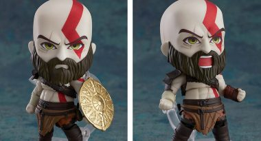 God of War Nendoroid Announced