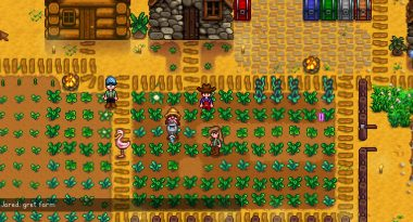 Stardew Valley Multiplayer Beta Launched