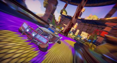 Release Dates Set for Co-op Arcade Racer Trailblazers