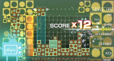 Lumines Remastered Delayed to June 26