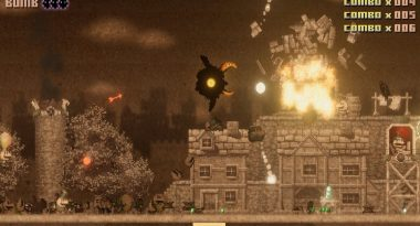 """Indie Japanese Dev Onion Games Confirm Shmup """"Black Bird"""" for PC, Mac, and Switch"""