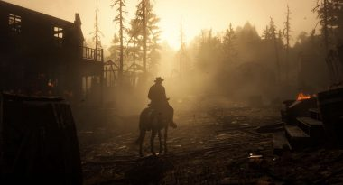 Third Trailer for Red Dead Redemption 2