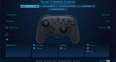 Steam Adds Support for Nintendo Switch Pro Controller