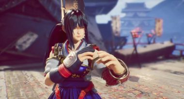 New Fighting EX Layer Trailers Showcase Light and Standard Versions, Plus Hokuto