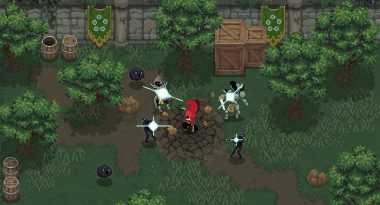 """Precise, Action-Focused Dungeon Crawler """"Wizard of Legend"""" Launches May 15"""