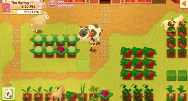 Official Trailer for Harvest Moon: Light of Hope