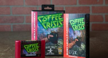 "Arcade-Style Beat 'Em Up ""Coffee Crisis"" Now Available for PC, Sega Genesis"