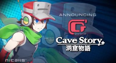 Quote from Cave Story Joins Crossover Fighter Blade Strangers