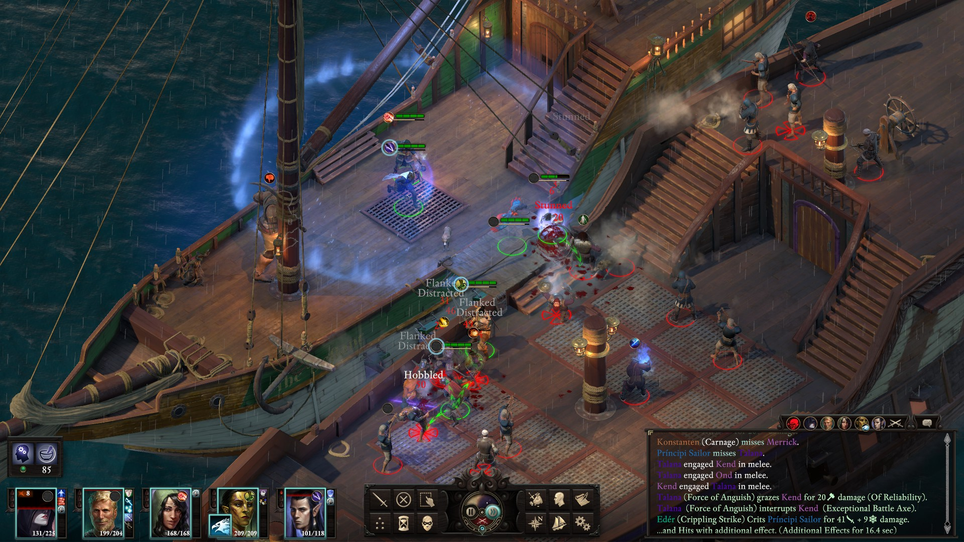 Pillars of Eternity 2: Deadfire Review - A Swashbuckling
