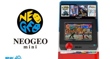 NEOGEO mini Launches July 24 in Japan, Pre-Sale Now Available