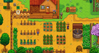 Stardew Valley Launches for PS Vita on May 22
