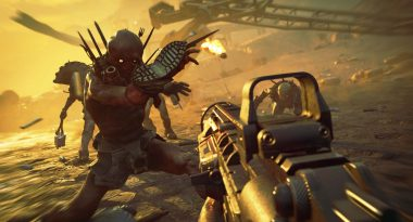 First Gameplay, Details, and Screenshots for Rage 2