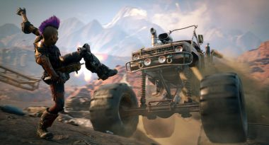 Rage 2 Launches in Spring 2019 – New E3 2018 Gameplay