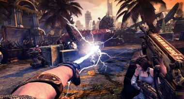Square Enix and Bulletstorm Dev People Can Fly are Developing a New AAA Shooter